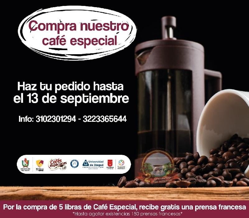 Imagen Café especial en venta